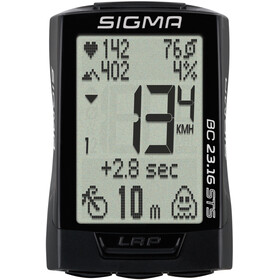 SIGMA SPORT BC 23.16 STS Cykelcomputer trådlås